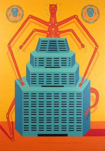ARTECLASICA - Obra de Diego Perrota - La ciudad invisible