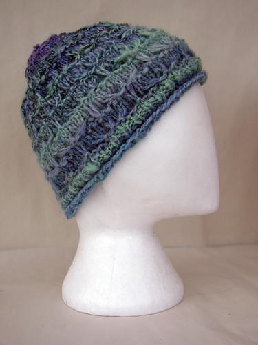 Blue Lake Hat FO