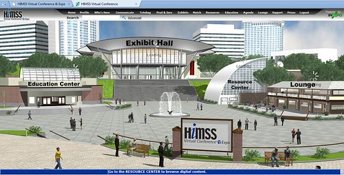 HIMSS virtual conference