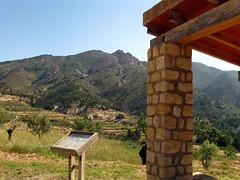 Vistas hacia Sierra de Maigmó