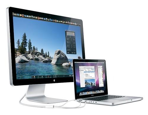 Apple - LED Cinema Display - MacBook