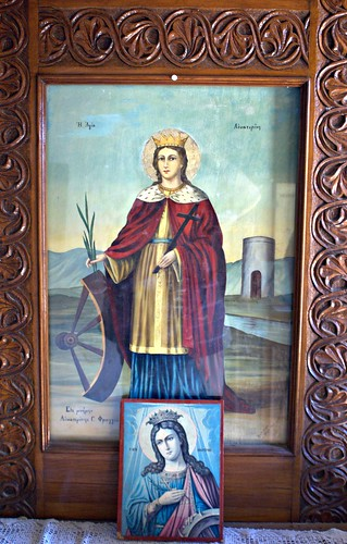 St Catherine ...