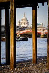 St Paul's and the Pier