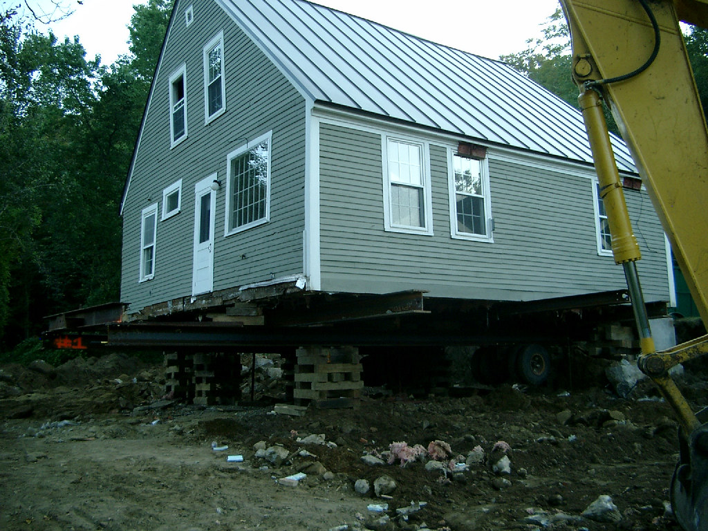 Foundation Gone - Back Corner