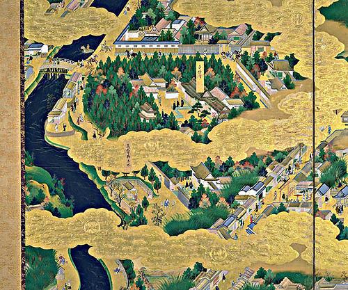 Kanda river and Suidobashi bridge