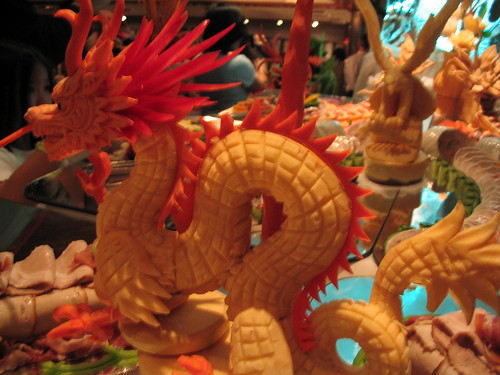 Dragon craving from Le Grand Buffet