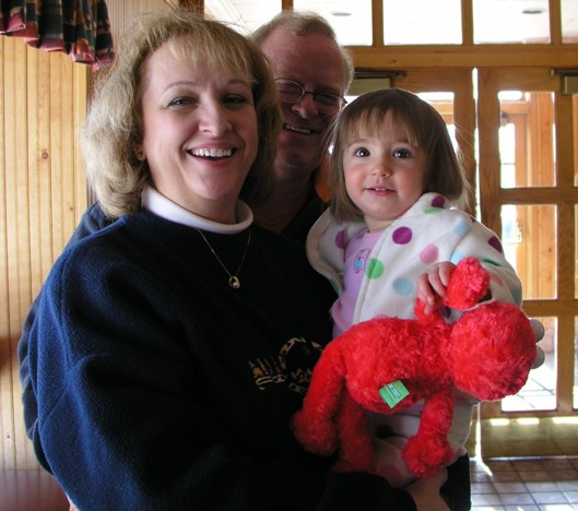 Grandparents & KT