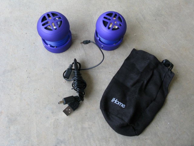 Ihone HM77 Capsule Speakers