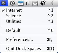 Dockspace_menu
