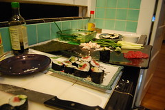 Sush New Year's Eve 2009