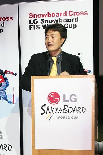 Ki Mun Paik, Presidente de LG Electronics Argentina (2)