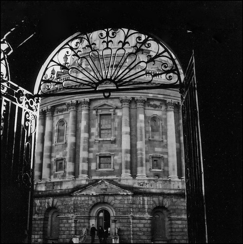 Bodleian 1 / Radcliffe Camera
