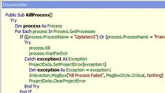 processcode