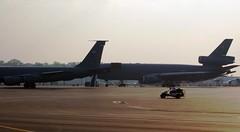 Huge cargo planes