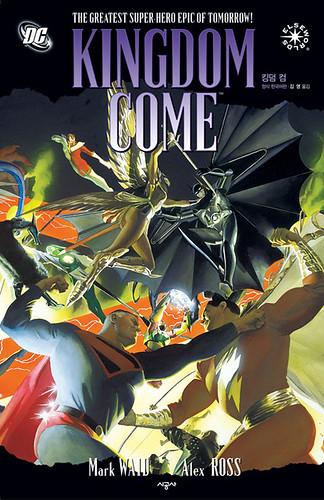 Kingdom Come - Mark Waid, Alex Ross