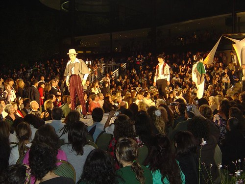Desfile Cátedra Saltzman FADU/UBA