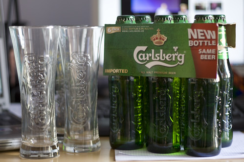 Dank u Carlsberg!