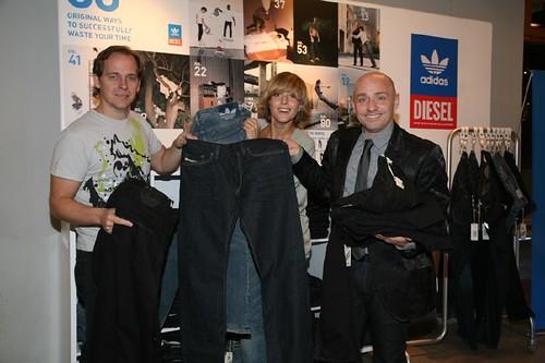 Adidas originals denim by diesel en buenos aires for Adidas originals palermo