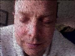Self Portrait - Eyes Closed