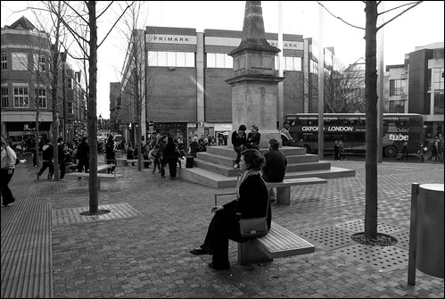Bonn Square, Oxford