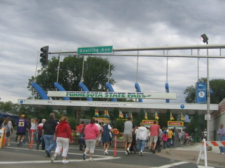 Minnesota State Fair Main Gate
