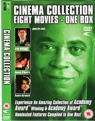 Cinema Collection Volumes 1 & 2 PAL DVD