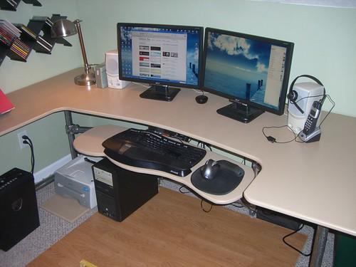 How To Build A Custom Ergonomic Computer Desk