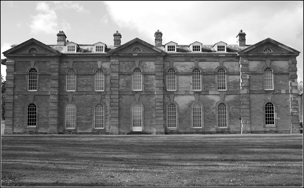 Compton Verney house