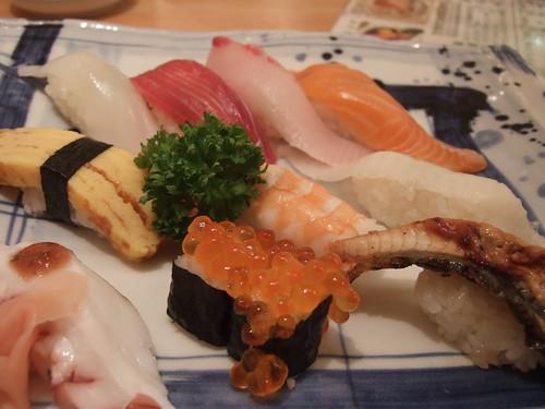 日本飲食文化-壽司篇 - 課業討論