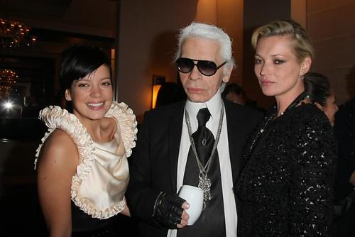 Lily Allen, Karl y Kate