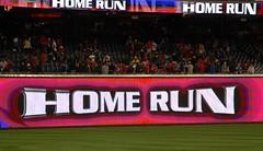 Walk Off Home Run