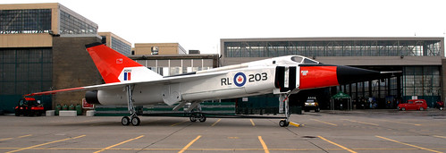 "Avro CF-105 ""Arrow"""