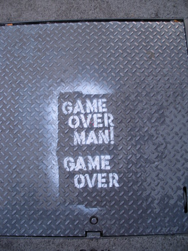 Game Over Man! Game Over