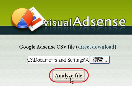 [網站推薦] 分析GoogleAdsense收入報告 - visualAdsense 2440382169_81ffb6564b