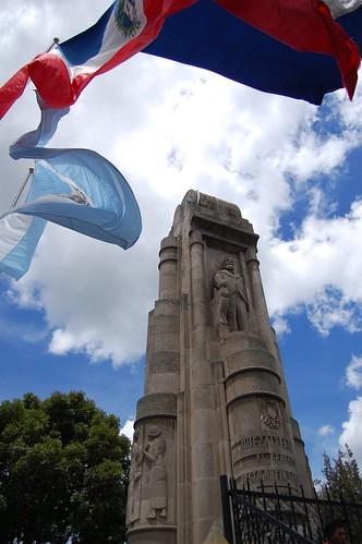 Parque Central Xela