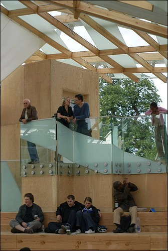 Gehry Serpentine Pavilion detail 2