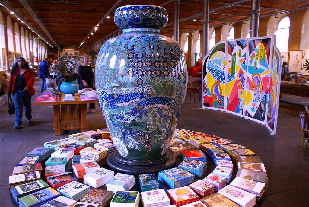 Salts mill vase