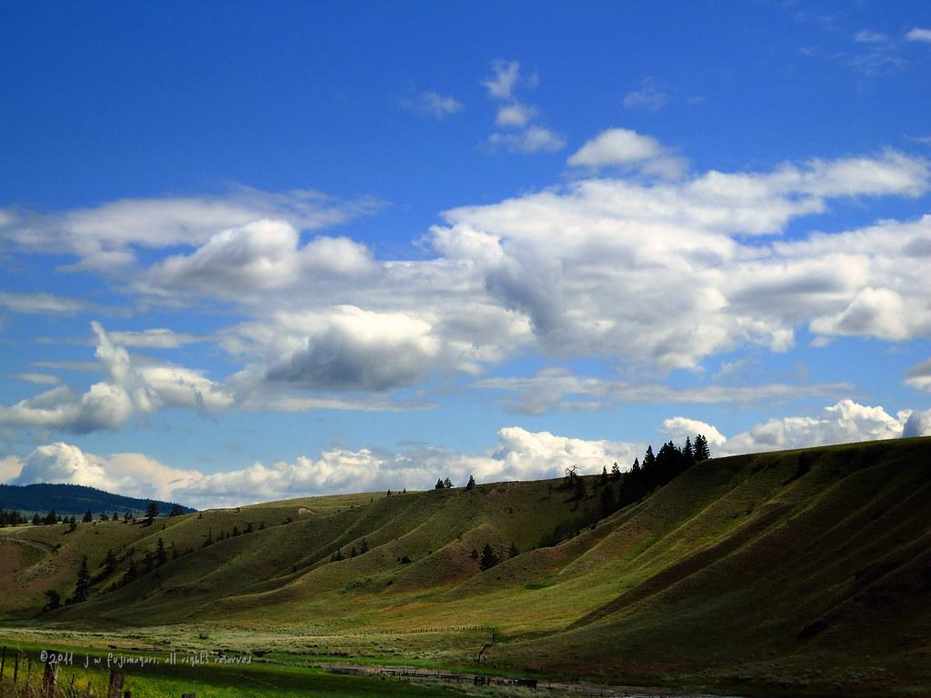 Nicola Valley Hills