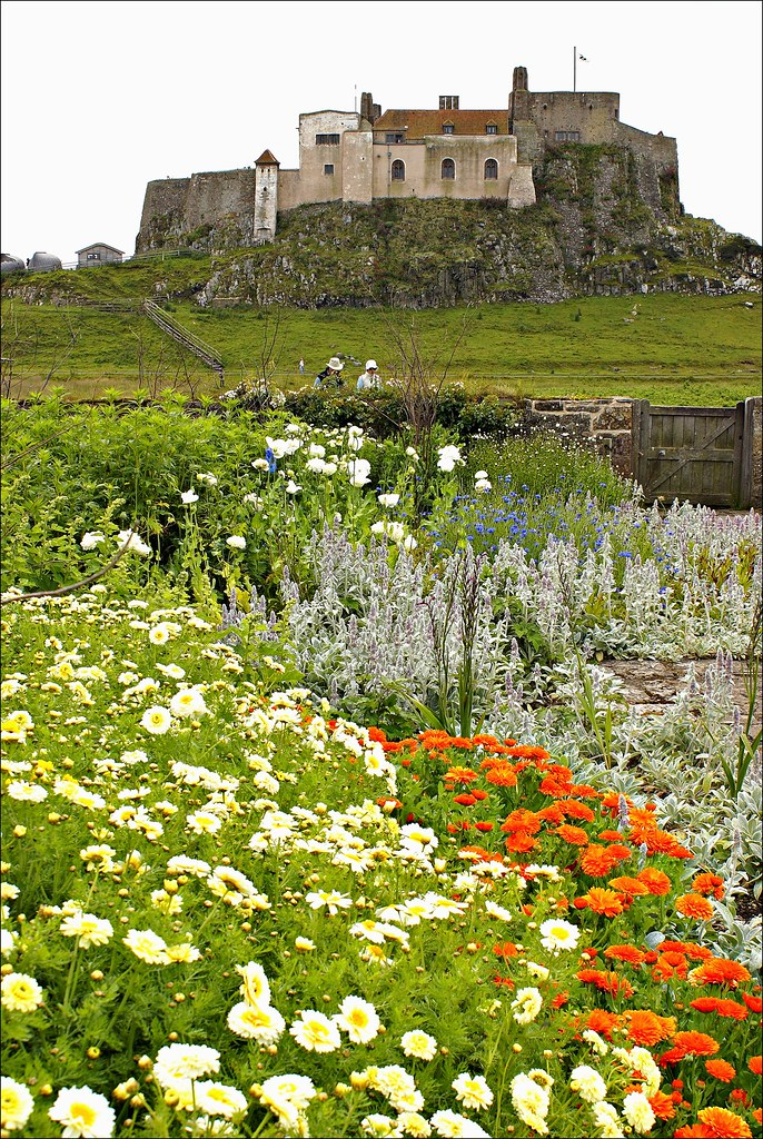 Lindisfarne Castle | 1/160 s | f/8 | ISO 100 | 30 mm
