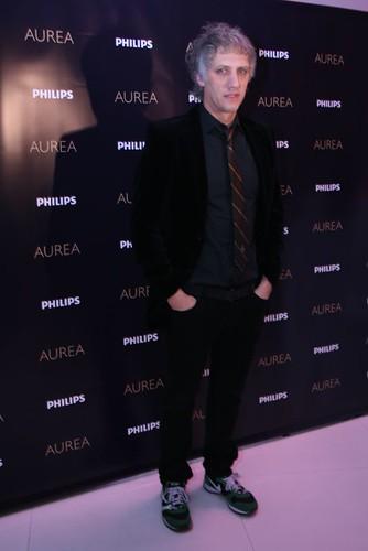 08-06-12 Charly Alberti en la presentación de Philips Aurea
