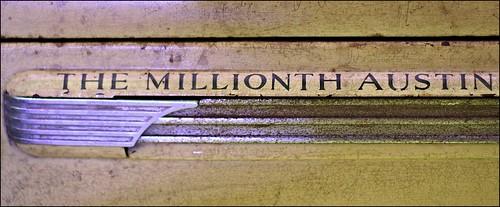 The Millionth Austin