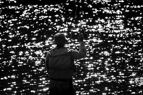 Pescando en las estrellas