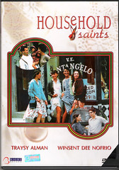 'Household Saints' Thai Region 3 PAL DVD