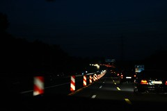 Nachts Fahrn