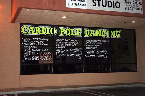 Cardio Pole Dancing