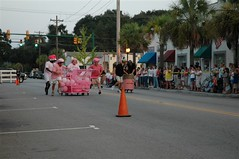 Pink Tub Race