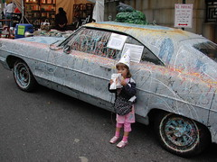 Princess and the Pollock Car
