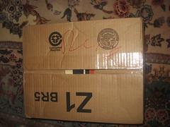 #russbooks Box #2