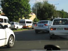 Johannesburg Metro Police Road Block