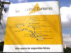 Linha Turismo, en Curitiba
